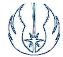 Jedi Order Emblem (Alkali Scheme) by GekiDesign