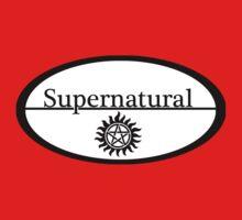 Supernatural protection - (emblem) by keyweegirlie