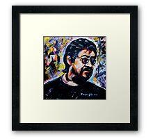 Artist Passion Framed Print