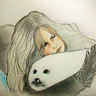 BB.. and baby seal.. by karina73020