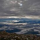 Morning on Mount Wellington by Ben Rae