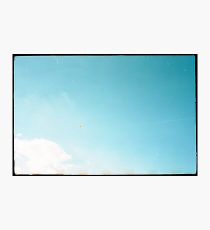 A Kite In The Sky Photographic Print