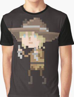 Pixel Cole - Dragon Age Graphic T-Shirt