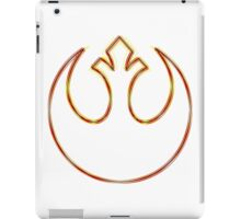 Rebel Alliance Emblem (Acid Scheme) iPad Case/Skin