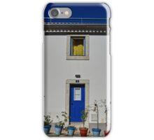 Lisbon blue iPhone Case/Skin