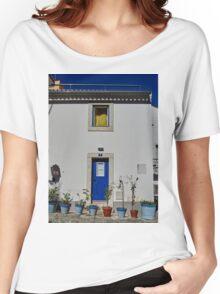 Lisbon blue Women's Relaxed Fit T-Shirt