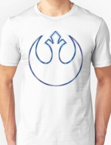 Rebel Alliance Emblem (Alkali Scheme) T-Shirt