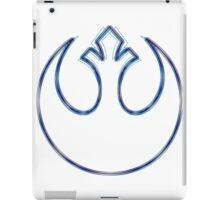 Rebel Alliance Emblem (Alkali Scheme) iPad Case/Skin