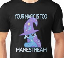 Too mane-stream Unisex T-Shirt