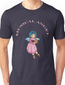 Musical Angel Tee 04 Unisex T-Shirt
