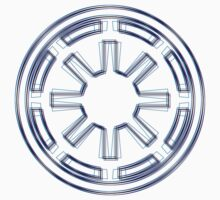 Galactic Republic Emblem (Alkali Scheme) Kids Clothes