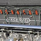 Maserati 3500 GT Spyder enige (1962) by Frits Klijn (klijnfoto.nl)