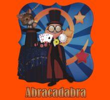 Abracadabra Magician T Shirt  Kids Clothes