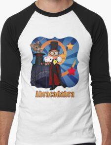 Abracadabra Magician T Shirt  Men's Baseball ¾ T-Shirt