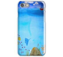 Ocean dreaming iPhone Case/Skin