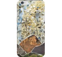 Compass Rose Garden iPhone Case/Skin