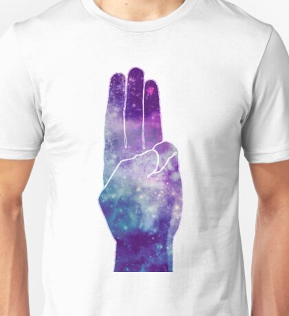 The Hunger Games Sign Galaxy Unisex T-Shirt