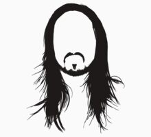 Steve Aoki Shirt  by Georg Bertram