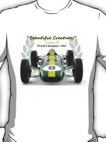 Beautiful Creatures Lotus 25 T-Shirt