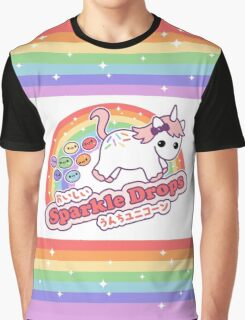 Unicorn Poop Graphic T-Shirt