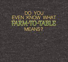 Farm to table by Randy Marsh Unisex T-Shirt