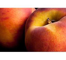 Just Peachy Photographic Print