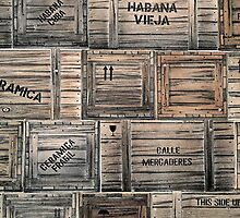Packing Crates by Ethna Gillespie
