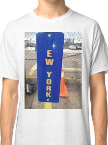 Ew York Classic T-Shirt