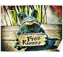 Free Kisses Poster