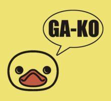 Ga-Ko #2 (Head Cut-out Colour) by TwinMaster