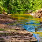 Down the Creek by BGSPhoto