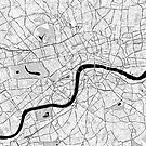 London Toner Poster by Traut1