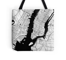 New York Toner Poster Tote Bag