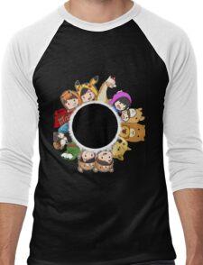 Phandom Men's Baseball ¾ T-Shirt