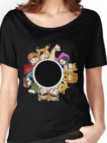 Phandom Women's Relaxed Fit T-Shirt