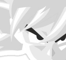 Son Goku (dark) Sticker