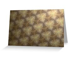 Prismatic Texture 28 Greeting Card