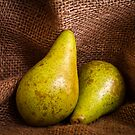 Pears by Ellesscee