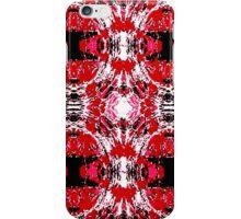 Red 4X4 iPhone Case/Skin