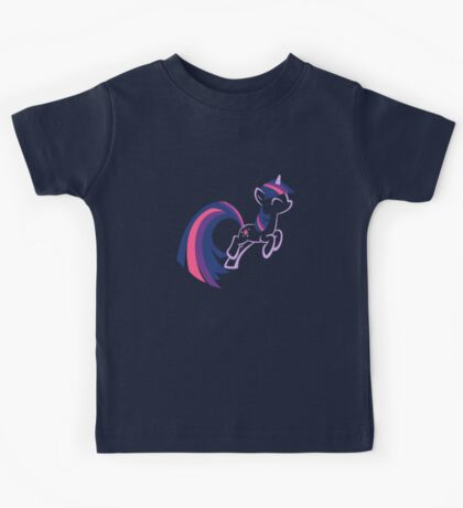 Twilight Sparkle by Up1ter Kids Tee