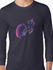 Twilight Sparkle by Up1ter Long Sleeve T-Shirt