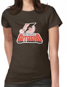 Number Six Womens Fitted T-Shirt