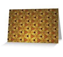 Prismatic Texture 48 Greeting Card