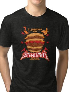 Ulti-Meat Bragging Rights Tri-blend T-Shirt