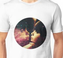 Face in the Space Unisex T-Shirt