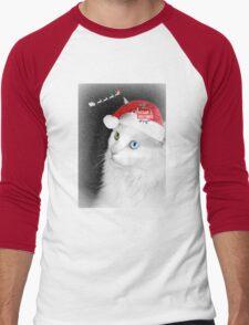 "Delain says ""Happy Holidays"" Men's Baseball ¾ T-Shirt"
