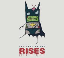 The Dark Knight Rises... FROM THE GRAVE! by Keith Hurley