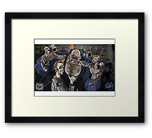 Welcome to the Absolute Framed Print