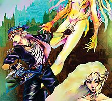 Final fantasy 6 group by meomeo