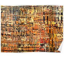 Abstract part by rafi talby Poster